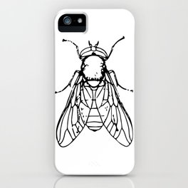 Horse-Fly #1 iPhone Case
