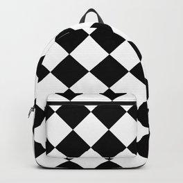 HARLEQUIN (BLACK & WHITE) Backpack