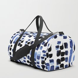 Blue Swatches Duffle Bag
