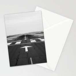Clear Runway Stationery Cards