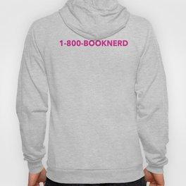 1-800-booknerd Hoody