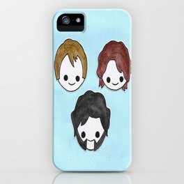 francis, james & henry iPhone Case