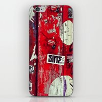 graffiti iPhone & iPod Skins featuring Graffiti by Limmyth