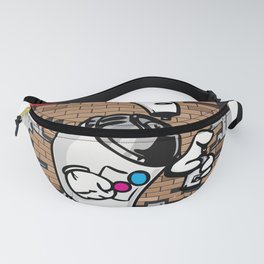 Spray Can Fanny Pack