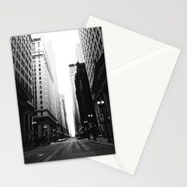 Chicago Street Stationery Cards