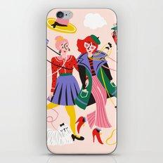 Best Friends iPhone & iPod Skin