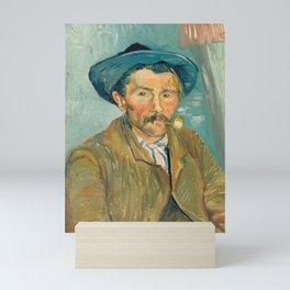 Van Gogh - The Smoker Mini Art Print