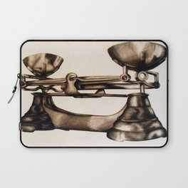 Measuring Scales Laptop Sleeve