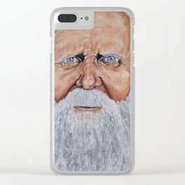 The Judge Clear iPhone Case