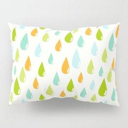 Vintage Drops Pillow Sham