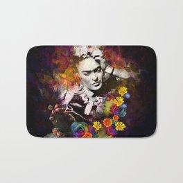The colors of Frida Bath Mat