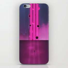 Deceiver  iPhone Skin