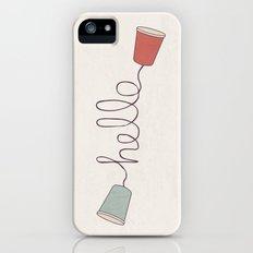 Hello! Slim Case iPhone (5, 5s)
