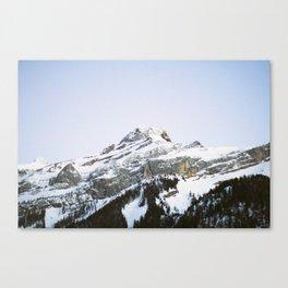 The Glacier Canvas Print