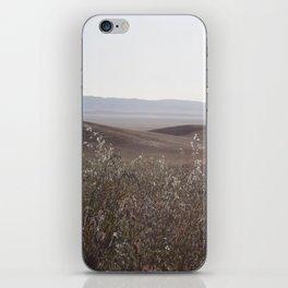 carrizo plain iPhone Skin