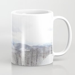 Winter in Transylvania Coffee Mug