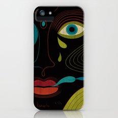 Voodoo Love iPhone (5, 5s) Slim Case