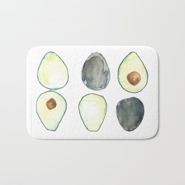 Avocados Bath Mat
