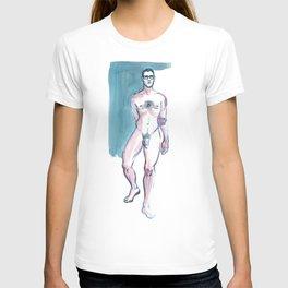 KEN, Nude Male by Frank-Joseph T-shirt