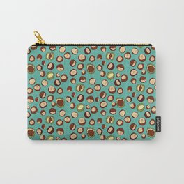 Chestnut seamless pattern Carry-All Pouch