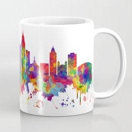 Mobile Alabama Skyline Coffee Mug