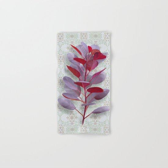 Royal Purple Hand & Bath Towel