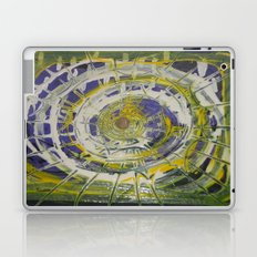 Earth Goddess Abstract Art Laptop & iPad Skin