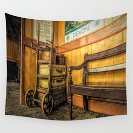 Days Away Wall Tapestry