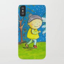 Run in every season of your life! iPhone Case