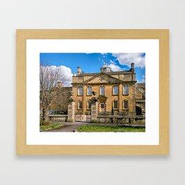 Harrington House Hotel. Framed Art Print