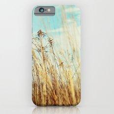 a winter field Slim Case iPhone 6s
