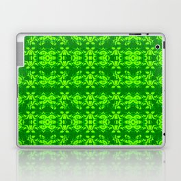 2107 Pattern as sprouted green Laptop & iPad Skin