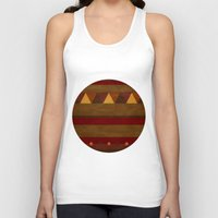 native Tank Tops featuring native. by kelmeloo