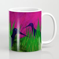 tropical Mugs featuring Tropical by Inmyfantasia