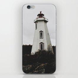 Big Tub Lighthouse iPhone Skin