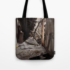 Plymouth County Hospital Building 2 Tote Bag