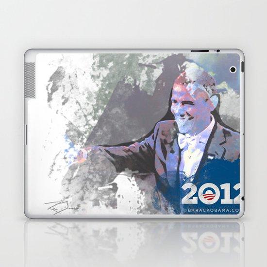 Obama 2012 Laptop & iPad Skin