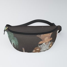 kay nielsen when he had walked one day Fanny Pack