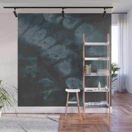 Muted Emerald Wall Mural