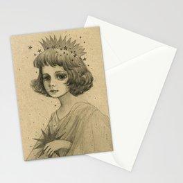 Star Child II Stationery Cards