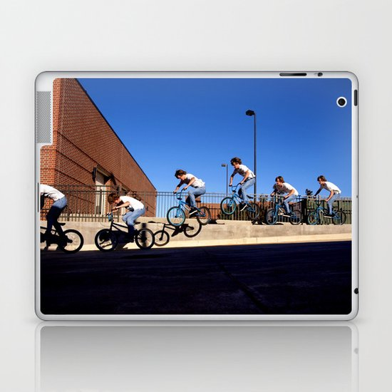 Johnny Sequential Laptop & iPad Skin