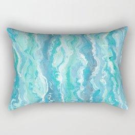Ocean Melt Rectangular Pillow