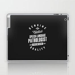 Gift for Speech-Language Pathologist Laptop & iPad Skin