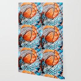 Modern basketball art 3 Wallpaper