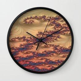 Splintered Lords Wall Clock