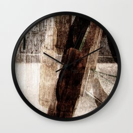 DEFORM Wall Clock