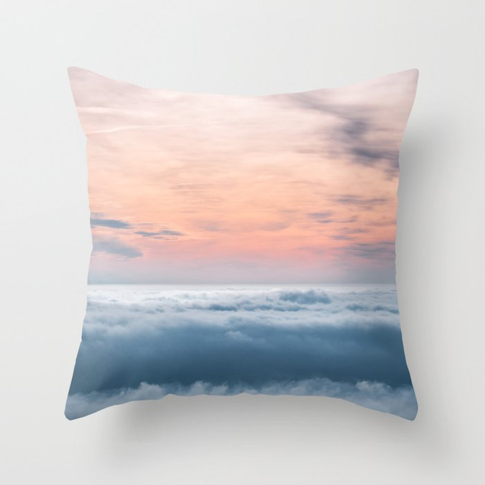 Dreams of you Throw Pillow