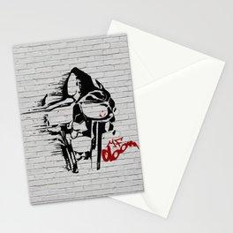 Doom Mask Melting Stationery Cards