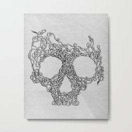 I'm Knot Dead Yet Metal Print
