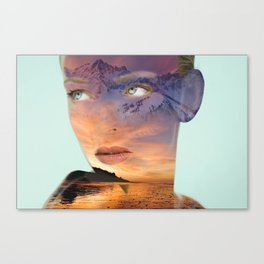 Wander Lust Canvas Print